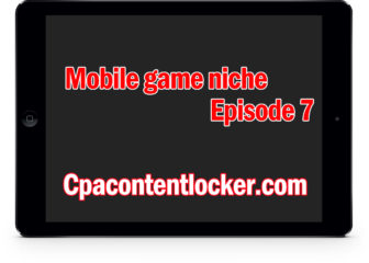 Niche keyword for content locker (mobile game niche episode 7)