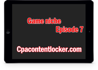 Niche keyword for content locker (game niche episode 7)