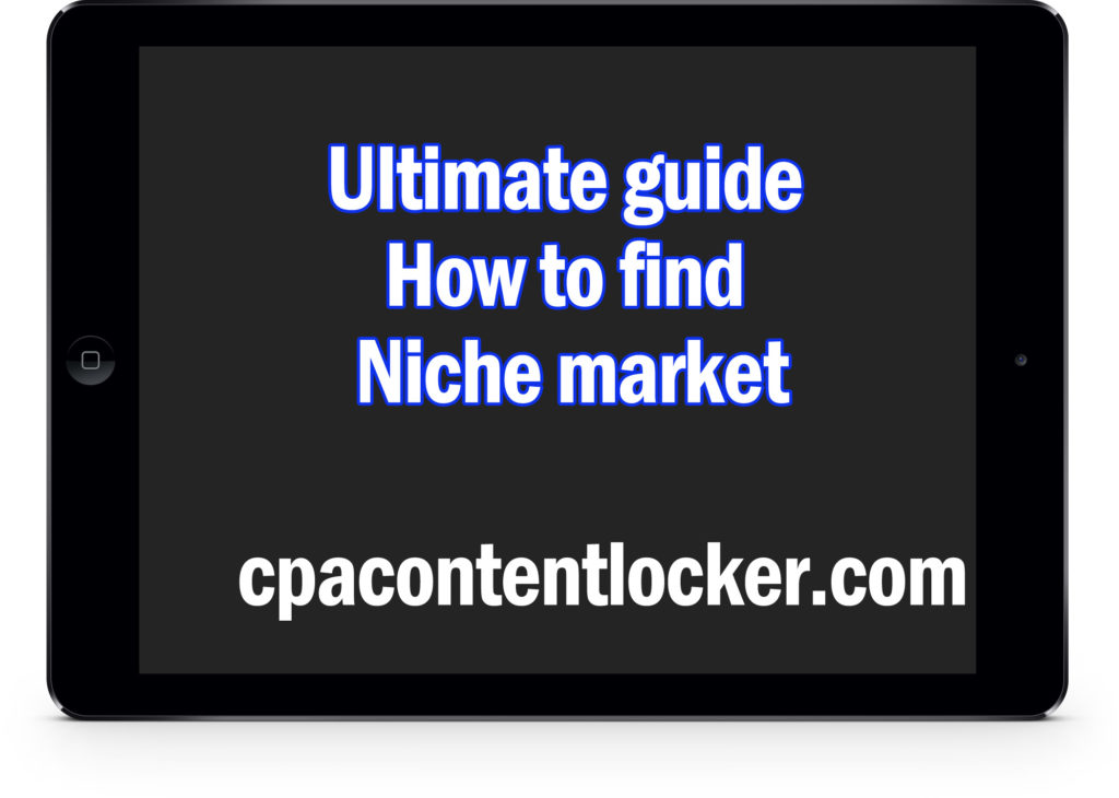 how-to-find-niche-matket