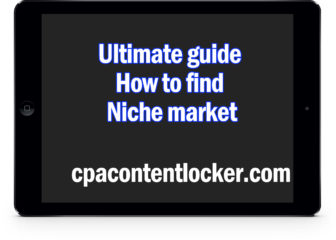 Guide to find niche idea for content locker